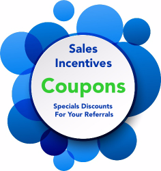 Sales Coupons