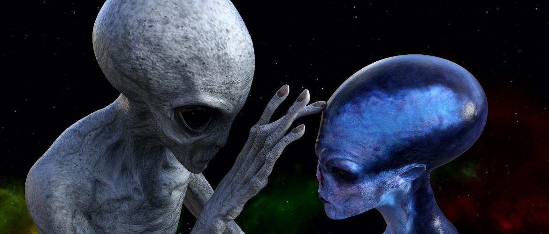 Aliens, Extraterrestrials, and UFOs - The Psychic School