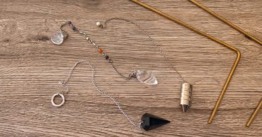 Divination Tools - Dowsing - The Psychic School